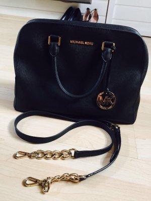 Michael Kors Tasche (schwarz gold)