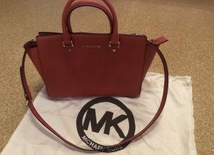 Michael Kors Carry Bag gold-colored-red