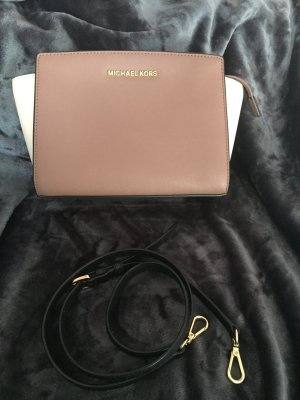 Michael Kors Tasche Selma MD Messenger Dusty Rose