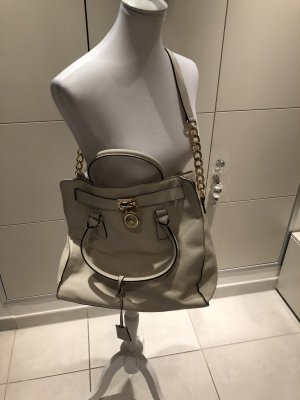 Michael Kors Tasche shopper creme