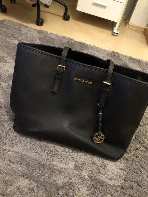 Michael Kors Tasche shopper schwarz