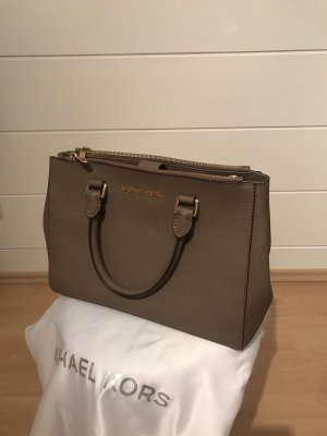Michael Kors Tasche Taupe