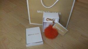 Michael Kors Key Chain russet fur