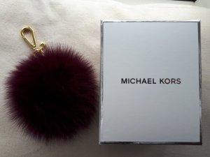 Michael Kors Portachiavi multicolore Pelliccia