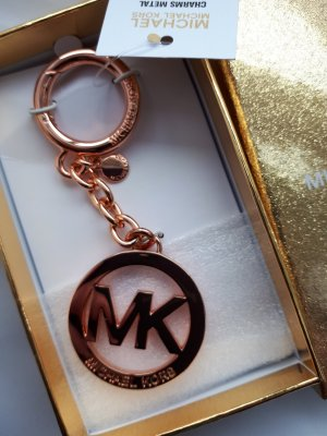 Michael Kors Porte-clés or rose