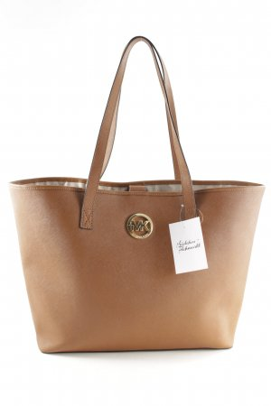 Michael Kors Tote cognac-coloured casual look