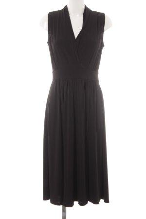 Michael Kors Trägerkleid schwarz Elegant