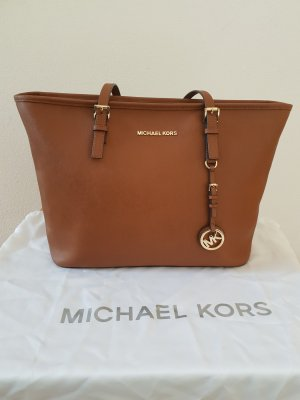 Michael Kors Shopper brun