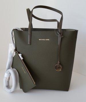 Michael Kors Tragetasche Hayley + Kleine Reißverschlusstasche