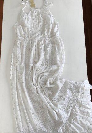 Michael Kors Traum Maxi Sommer Kleid spitze M 36-38