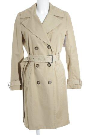 Michael Kors Trenchcoat beige schlichter Stil