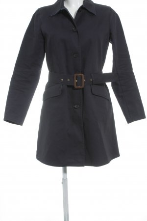 Michael Kors Trenchcoat dunkelblau Casual-Look