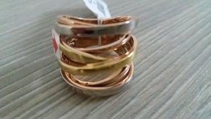 Michael Kors Tricolor Ring -NEU- Gr. 55