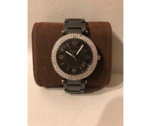 Michael Kors Analoog horloge zilver-zwart