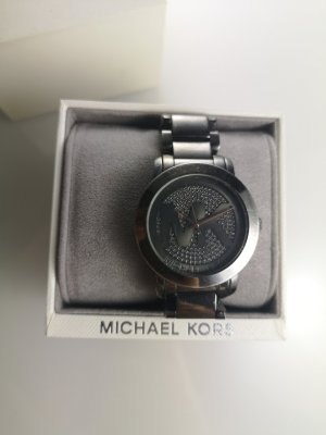 Michael Kors Watch With Metal Strap multicolored stainless steel