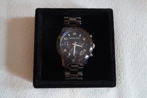 Michael Kors Uhr: 5162 Black Chronograph Ceramic