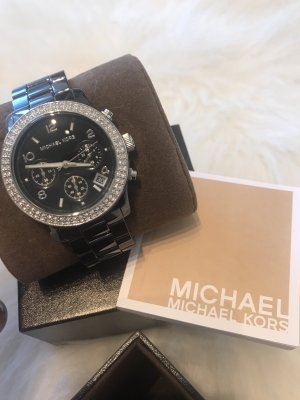Michael Kors Analog Watch silver-colored-black
