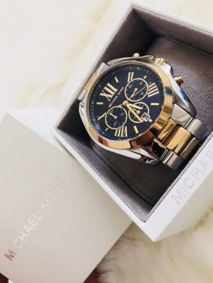 Michael Kors Reloj color plata-color oro metal