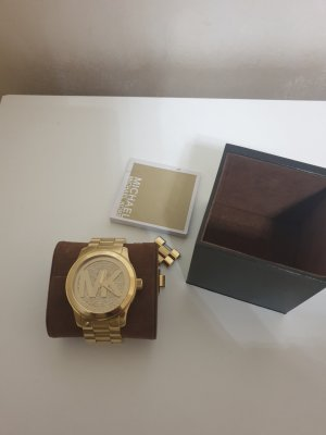 Michael Kors Watch gold-colored