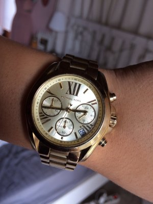 Michael Kors Horloge goud