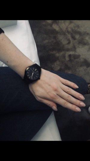 Michael Kors Orologio con cinturino di metallo nero