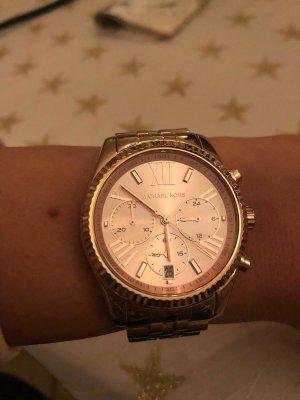 Michael Kors Uhr Chronograph MK5569 Lexington rosegold neuwertig