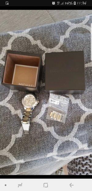 Michael Kors Orologio argento-oro