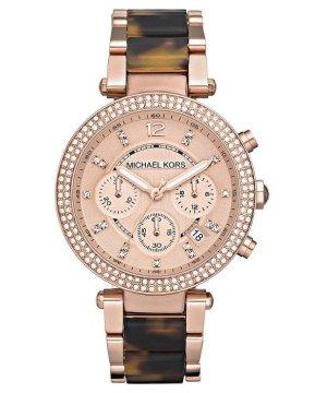 Michael Kors Uhr Damen Rose Gold 5538