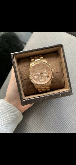 Michael Kors Uhr / Damenuhr / Roségold