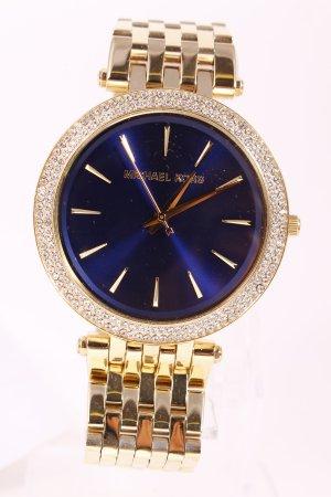 """Michael Kors Uhr """"Darci Gold-Tone/Dark Blue Watch"""""""