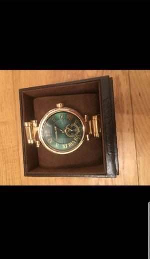 Michael Kors Watch gold-colored-green