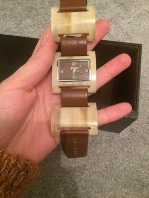 Michael Kors Uhr- Echt Leder