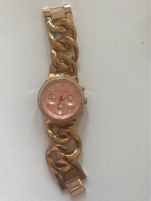 Michael Kors Montre analogue doré-or rose