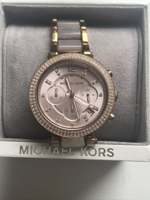 Michael Kors Reloj analógico color oro