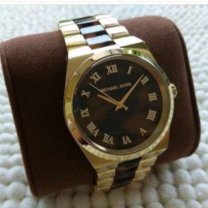 Michael Kors Watch gold-colored-bronze-colored