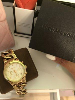 Michael Kors Uhr geflochten