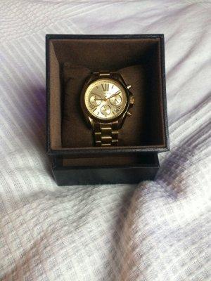 Michael Kors Uhr Gelbgold