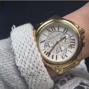 Michael Kors Uhr Gold!