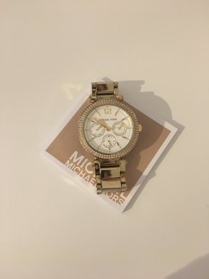 Michael Kors Reloj color oro-blanco