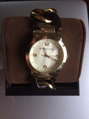 Michael Kors Uhr Gold Blogger Luxus MK4266