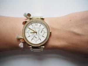 Michael Kors Horloge goud Edelstaal