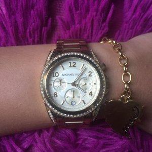 Michael Kors Uhr Gold Original neupreis 229€ wie neu