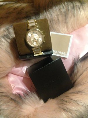 Michael Kors Uhr Gold Rose Parker watch