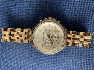 Michael Kors Analog Watch gold-colored