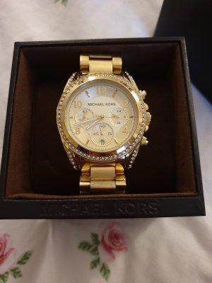 Michael Kors Uhr Gold wie neu!