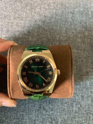 Michael Kors Uhr grün / Gold