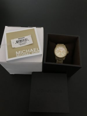Michael Kors Self-Winding Watch cream