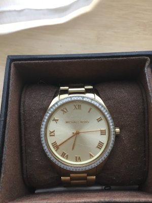 Michael Kors Watch white-camel