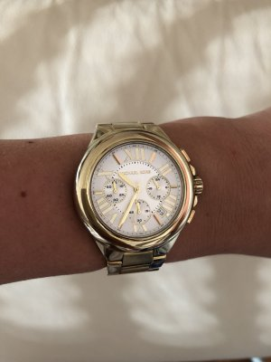 Michael Kors Uhr in gold