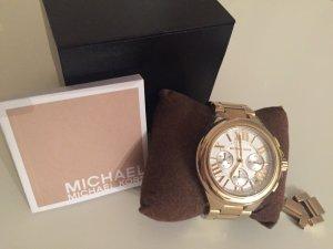 Michael Kors Uhr in Gold - letzter Preis